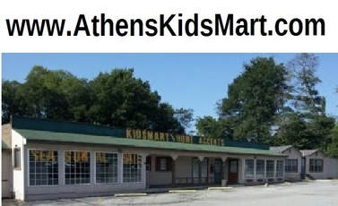 632dc6bbe Athens Kids Mart & Home Accents 100 US Hwy 72 E. Athens, AL 35611. We're  next to the train trestle on Hwy 72.